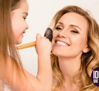A qué edad debe empezar a maquillarse mi hija