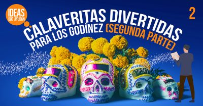Calaveritas divertidas