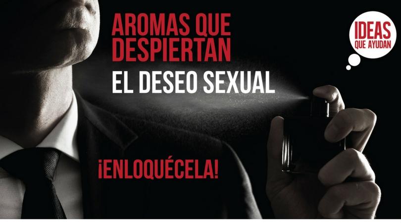 Aromas sexuales