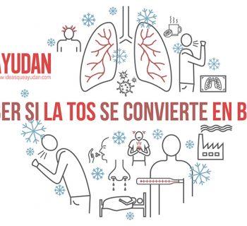 tos se convierte en bronquitis