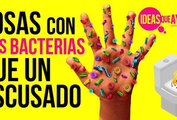 Cosas con más bacterias que un escusado