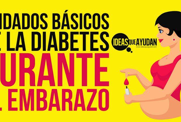 diabetes durante el embarazo