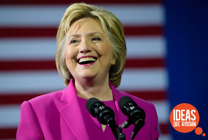 Hillary Clinton. Foto: Evan El-Amin / Shutterstock.com