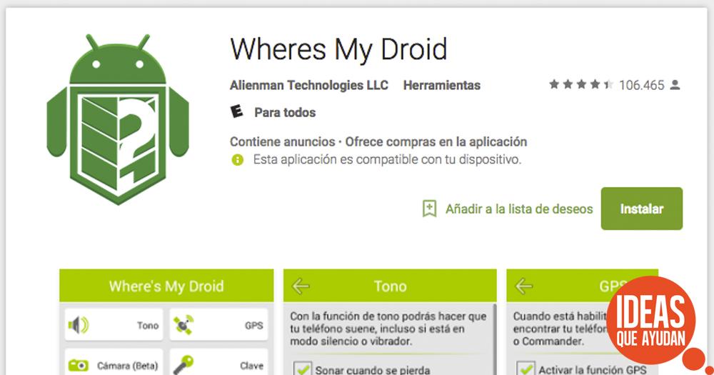 Apps para localizar