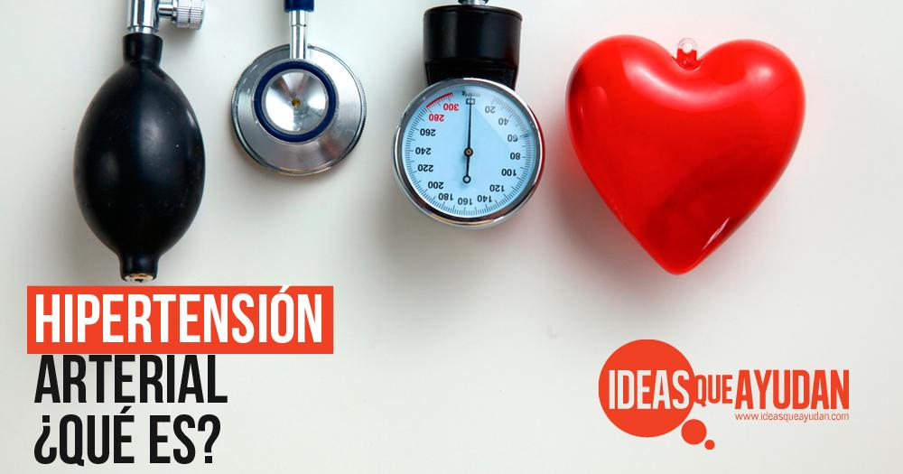 Hipertensión arterial, ¿qué es? (todo lo que debes saber)