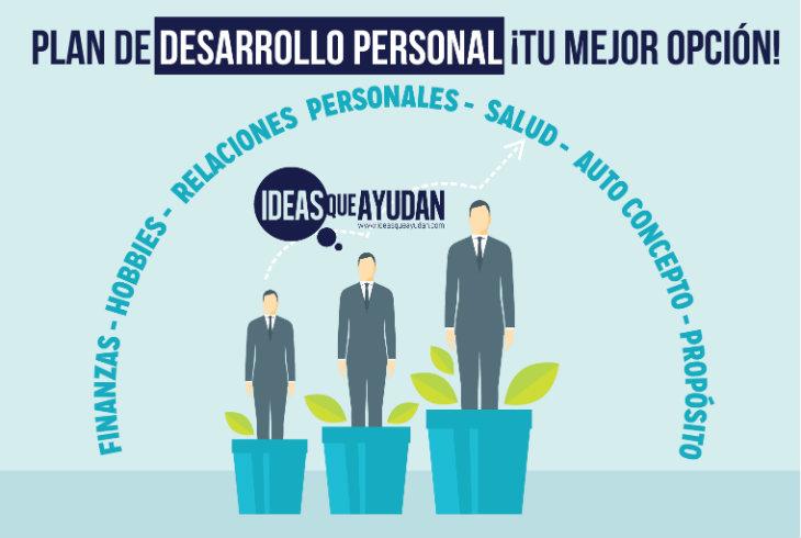 Desarrollo Personal: Plan De Desarrollo Personal ¡tu Mejor Opción!