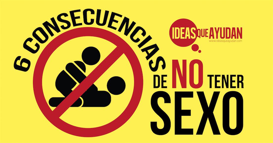 No tener sexo
