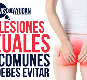 lesiones sexuales más comunes