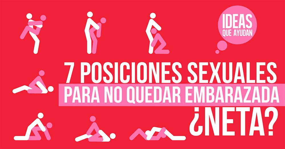 Posiciones sexuales para no quedar embarazada ¿Neta  5e381d1003a3
