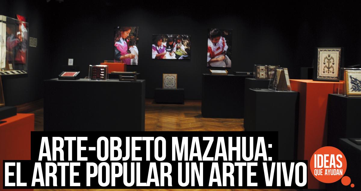 Arte-objeto Mazahua