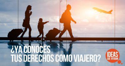 derechos como viajero