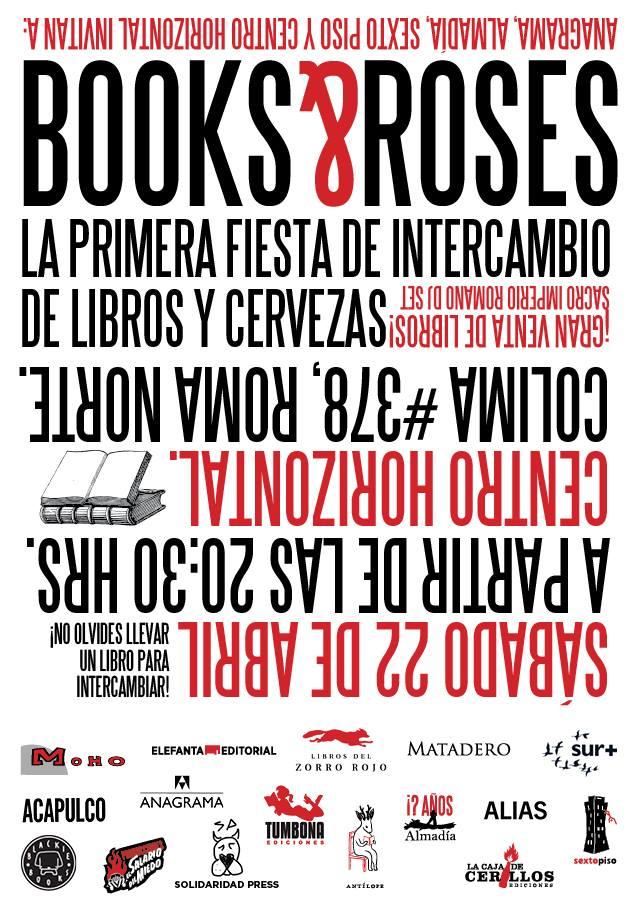 books roses