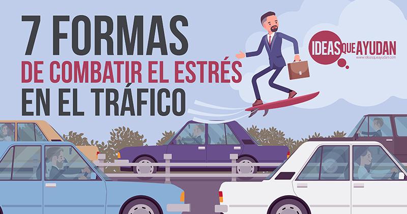 combatir el estrés en el tráfico