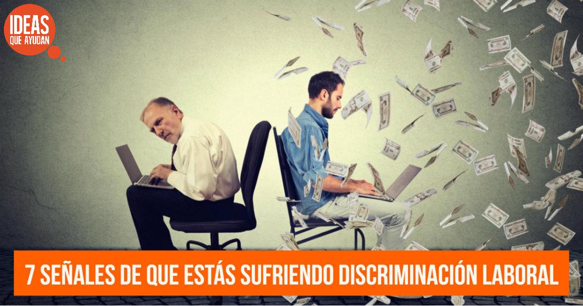discriminacion laboral