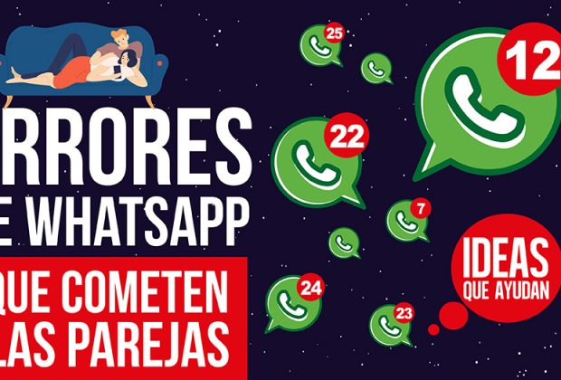 errores en WhatsApp