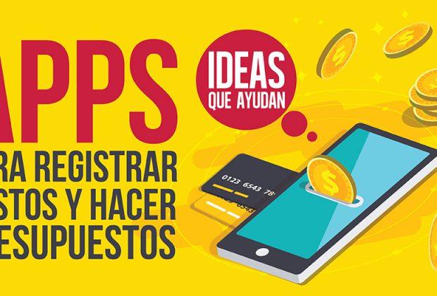 apps para registrar gastos