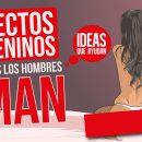 Defectos femeninos que muchos hombres aman