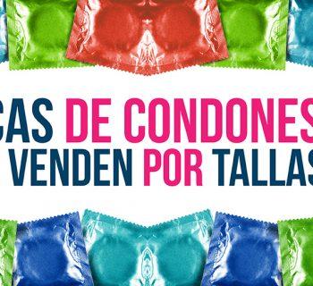Marcas de condones que se venden por tallas