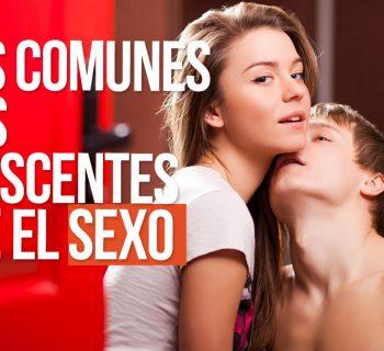Dudas comunes de los adolescentes sobre el sexo