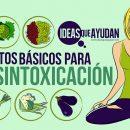 alimentos básicos para la desintoxicación