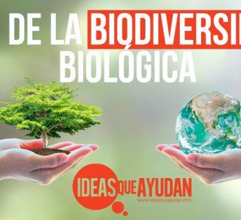 biodiversidad biologica