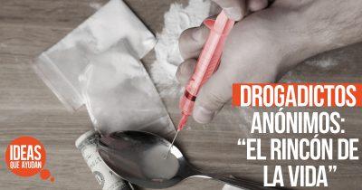 drogadictos anonimos