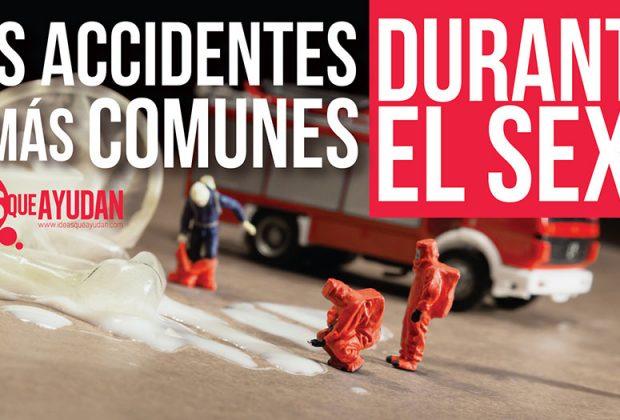 accidentes más comunes