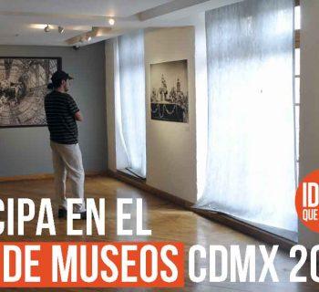 rally de museos