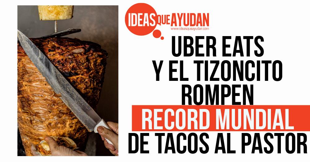 Foto cortesía de: Uber Eats