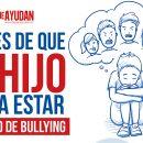 Señales de que tu hijo podría estar sufriendo de bullying