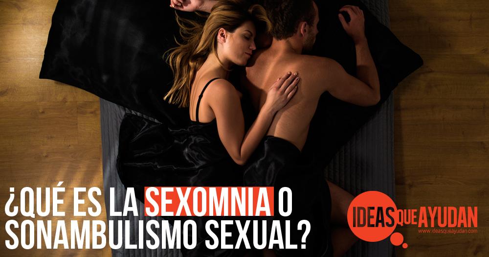 sexomnia