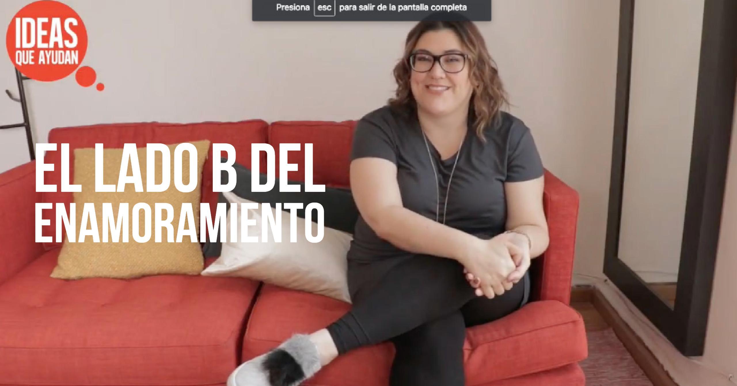 Alessia Di Bari - enamoramiento