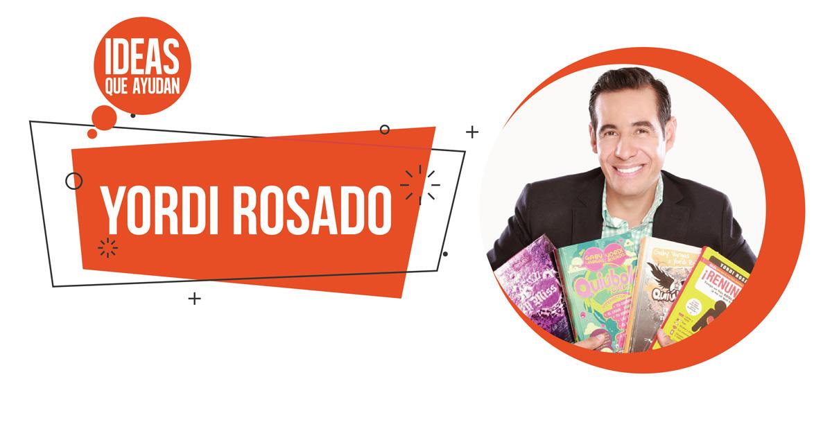 autores mexicanos que hablan sobre adolescencia- Yordi Rosado