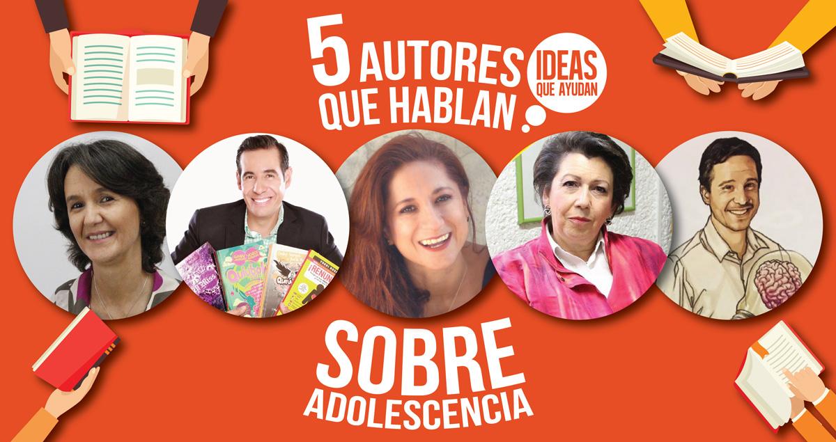 autores mexicanos que hablan sobre adolescencia
