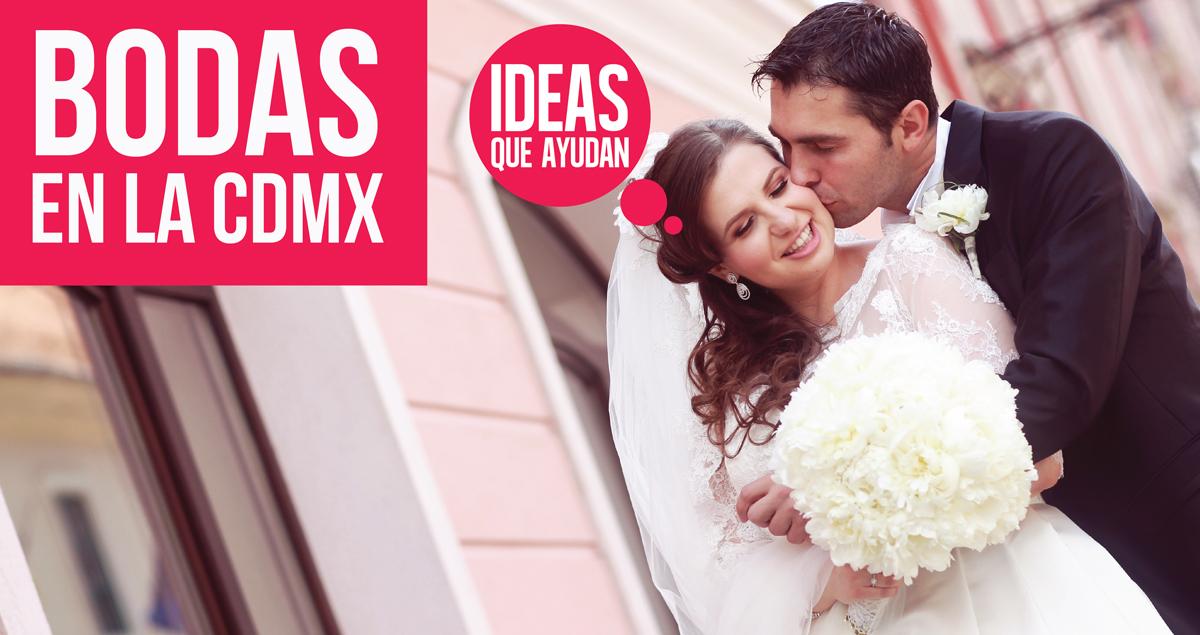 bodas en la Cdmx