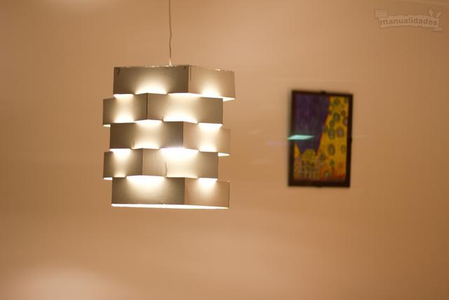 Lámparas De Cartón La Nueva Tendencia En Iluminación