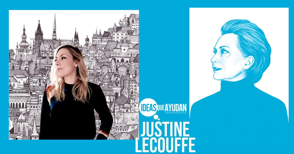 Justine Lecouffe