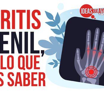artritis juvenil