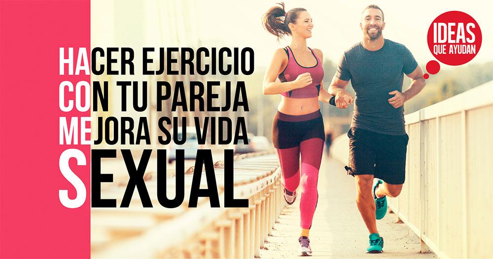 ejercicio con tu pareja