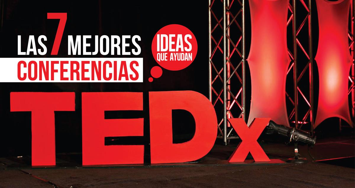 mejores conferencias TEDx