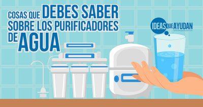 purificadores de agua