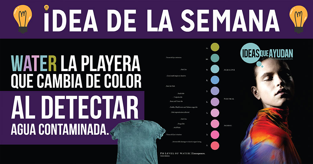 playera water