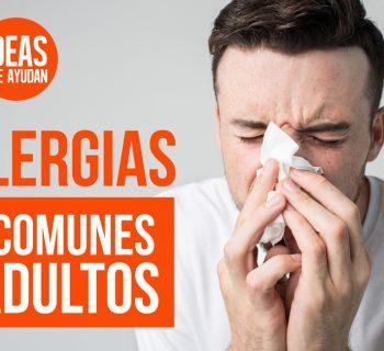 alergias más comunes en adultos