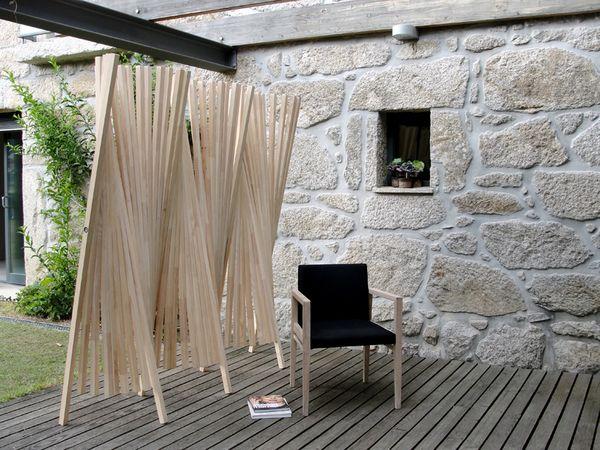 Ideas para decorar con biombos pru balas for Biombos para jardin