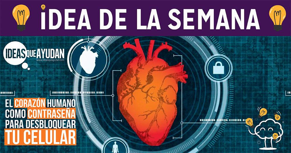 El corazon humano como contrasena