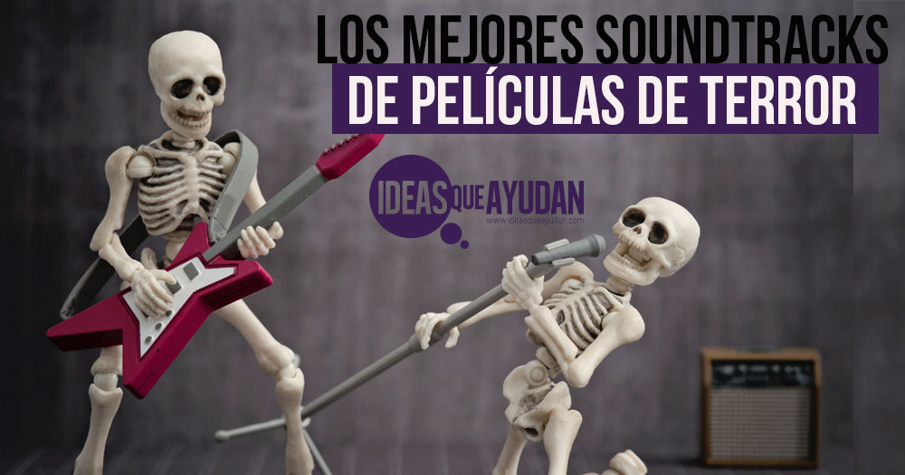 Soundtracks de peliculas de terror
