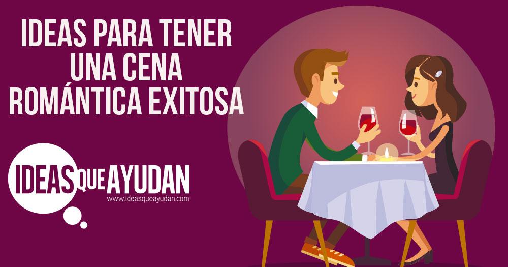 Ideas para tener una cena rom ntica exitosa y no morir en for Cena romantica que cocinar