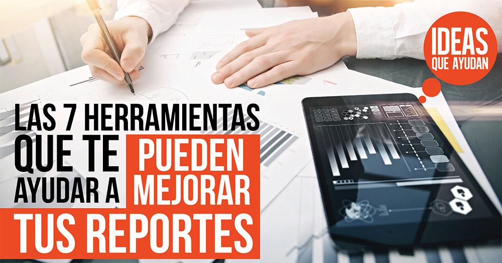 mejorar tus reportes