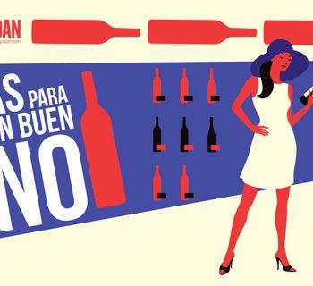 elegir un buen vino