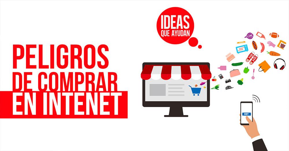 Peligros de comprar en internet